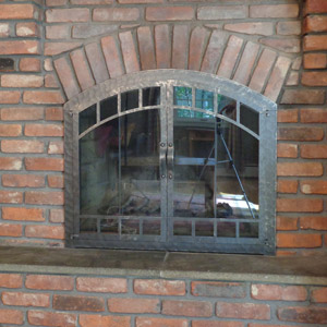 Forged with Window Pane After