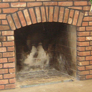 Heat Champion Arched in Charcoal Before