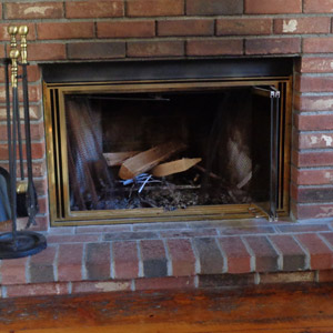 Z Reface Fireplace Before