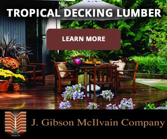 Tropical Decking Lumber