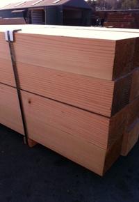Douglas Fir #1 Appearance Grade Structural Timbers