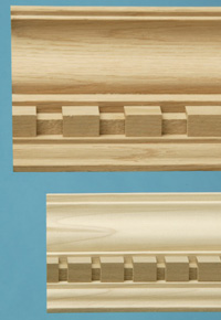 Dentil Mouldings