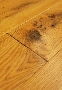 Rehmeyer Legacy Collection: White Oak with Soft Edges