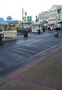 boardwalk of ipe