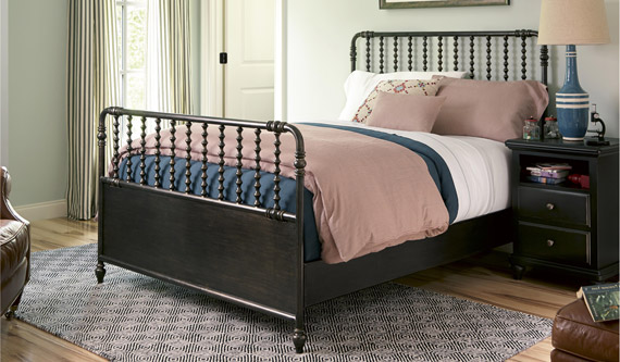 black collection american classic metal bed twin