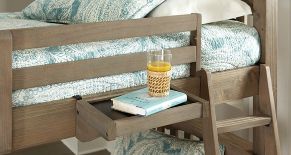 Seaview Collection bed hanging tray