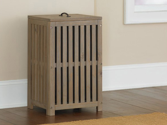 Seaview Collection clothes hamper