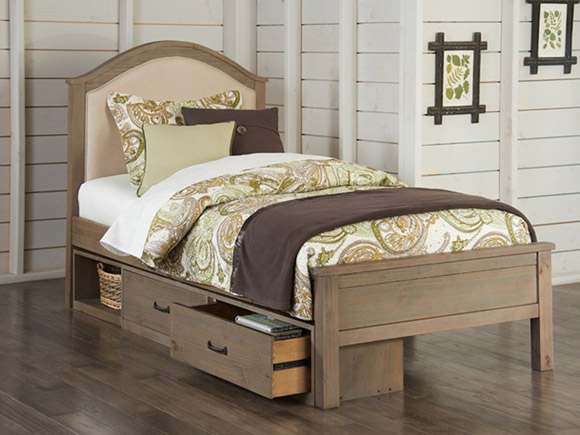 Seaview Collection underbed storage unit
