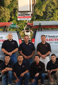 damico electric company westchester new york