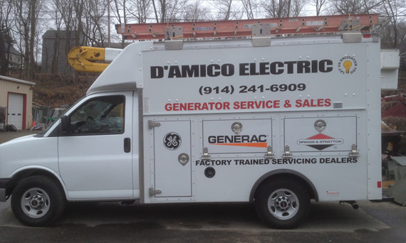 damico electrical contractors new york