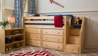 Maxtrix: Smartest Children's Bedroom Furniture Solution
