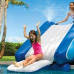 Inflatable Pool Waterslides for Kids