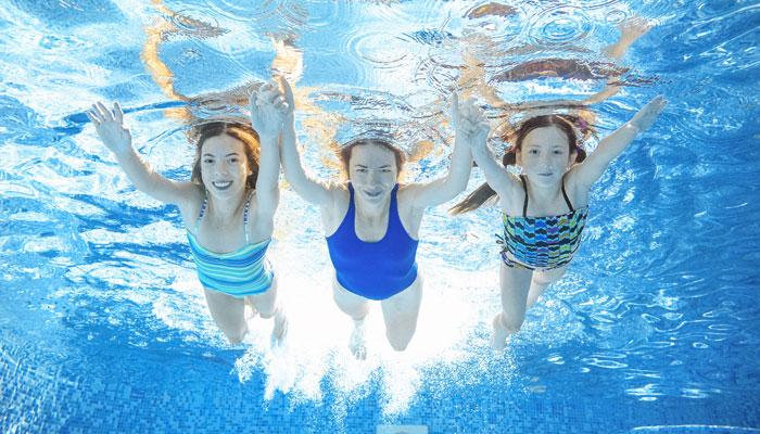 Swimming Pool Benefits: Get That Vitamin D!
