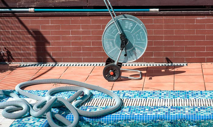 swimming pool hose for vacuuming