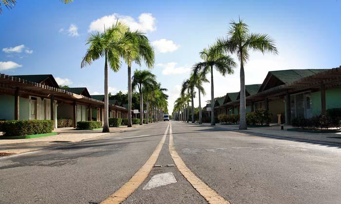 dominican republic street